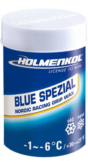 Holmenkol Grip Blue Spezial 45g , sininen